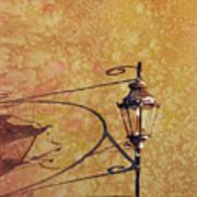 Shadow Of Light Art Print