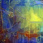 Shadow Of The Dream IIi Art Print by Lolita Bronzini