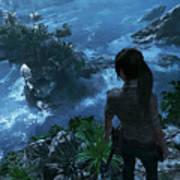 Shadow Of The Tomb Raider Art Print