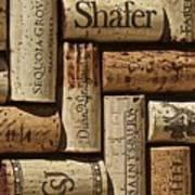 Shafer Wine Art Print