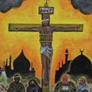 Shahid Or Martyr Print by Darren Stein