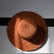 Shaker Hat Art Print