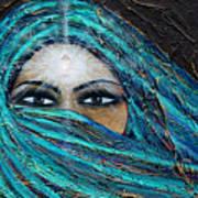 Shambala Art Print by NARI - Mother Earth Spirit