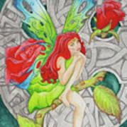 Shannon's Fairy Art Print