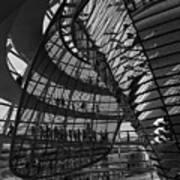 Shapes In Berlin 2 Art Print