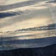 Shasta Trinity National Forest Sunrise Art Print