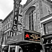 Shea's Buffalo Theater Art Print