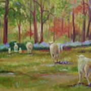 Sheeple Art Print