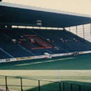 Sheffield United - Bramall Lane - South Stand 1 - 1970s Art Print