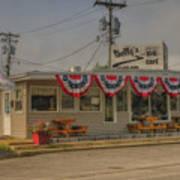 Shellys Route 66 Cafe Cuba Mo Dsc05554 Art Print