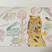 Shenya Custom Made Painting  Art Print