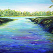 Shingle Creek Art Print