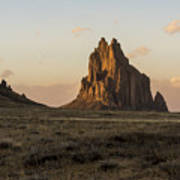 Shiprock 2 - North West New Mexico Art Print