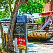 Shipwreck Museum Key West Florida Art Print