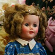 Shirley Temple Doll Art Print