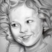 Shirley Temple Art Print