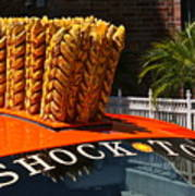 Shock Top Art Print
