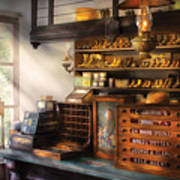Shoe Maker - Shoes For Sale Art Print