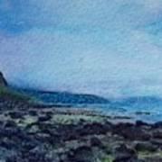 Shore Of Loneliness Art Print