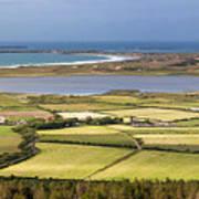 Shores Of Fahamore Ireland Art Print