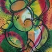 Shree Ganesh  Art Print