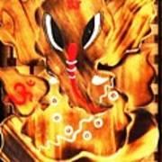 Shree Ganesha Art Print