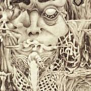 Shudders Art Print by Sean Imler