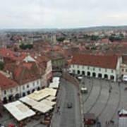 Sibiu Art Print
