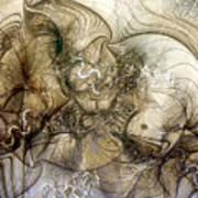 Sidewinder Art Print