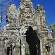 Siem Reap, Angkor Thom Art Print