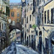 Siena Porta Art Print