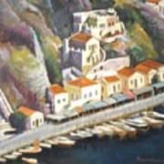 Sifnos  Art Print