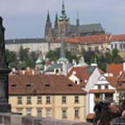 Sight At Prague Art Print