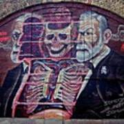 Sigmund Freud 2 Art Print
