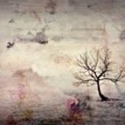 Silence To Chaos - 5502c2v Art Print