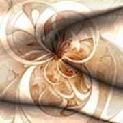 Silk Art Print