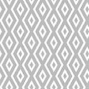 Silver Pattern Art Print