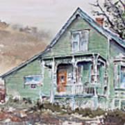 Silverton Colorado Art Print