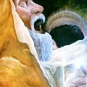 Simeon And His Salvation Art Print