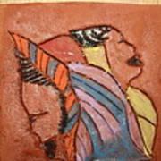 Simona And Martha - Tile Art Print