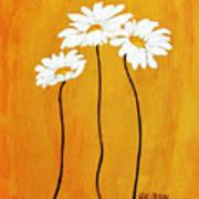 Simplicity L Art Print by Marsha Heiken