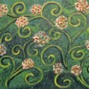 Simply De Vine Art Print