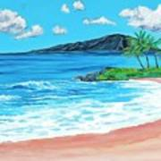 Simply Maui 18 X 24 Art Print