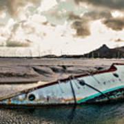 Simpson's Bay Shipwreck Art Print
