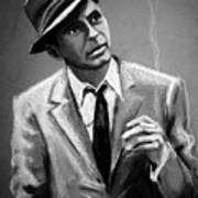 Sinatra Art Print
