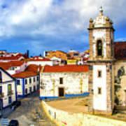 Sines Portugal Art Print