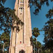 Singing Tower Art Print
