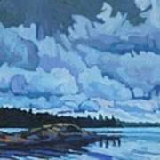 Singleton Islands Art Print