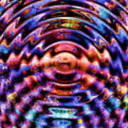 Singulation Art Print
