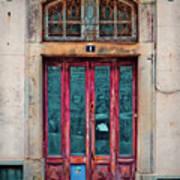 Sintra Door Art Print